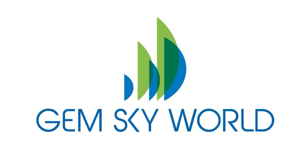 logo gem sky world 1 - DỰ ÁN GEM SKY WORLD LONG THÀNH ĐỒNG NAI