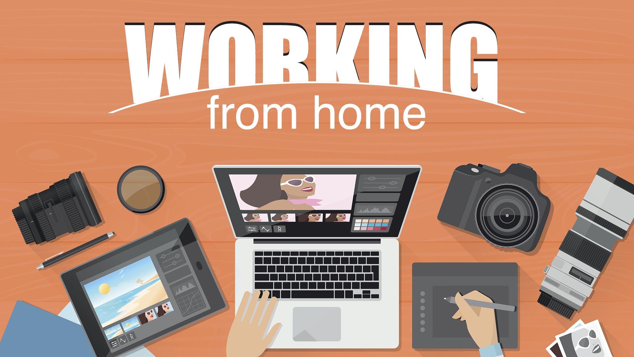 WORK FROM HOME: XU HƯỚNG LÀM VIỆC TRONG MÙA DỊCH COVID-19